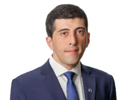 Profile image for Councillor Murad Gassanly
