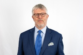 A headshot of Councillor Tim Mitchell